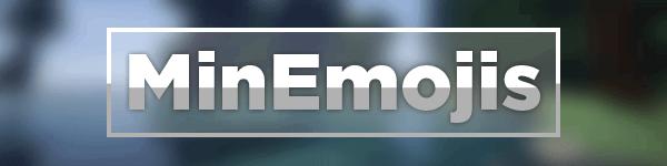 [Plugin][1.8+] MinEmojis - популярные смайлы