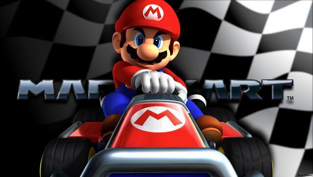 [1.7.4][Bukkit] Mario Kart - Гонки в Minecraft!