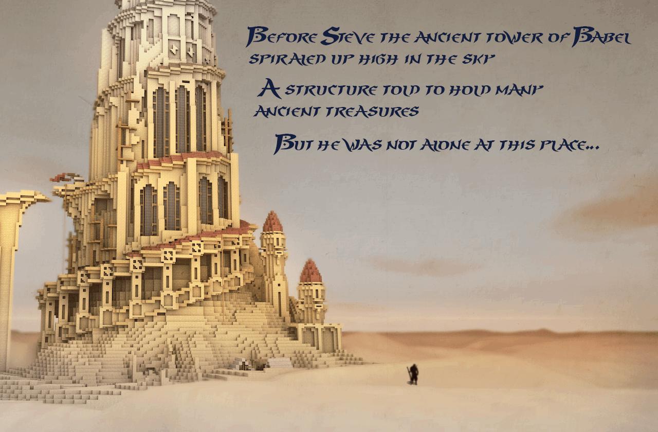 [Map] Sands of Time - Башня Силы!