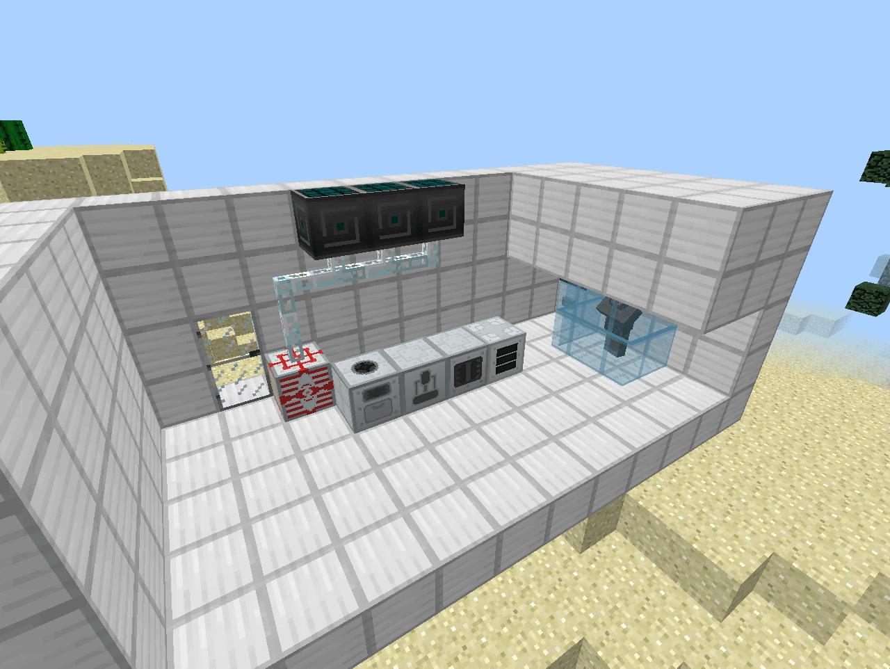 Лаборатория во время постройки!