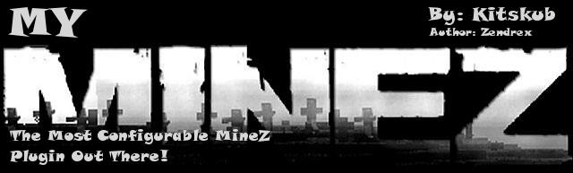 [Plugins][1.6.2][1.5.1][1.7.9][Mini-games] MineZ - побольше хардкора на сервер