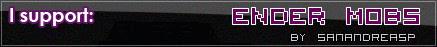 [1.2.5] EnderMobs V11 - три моба похожих на Эндермена