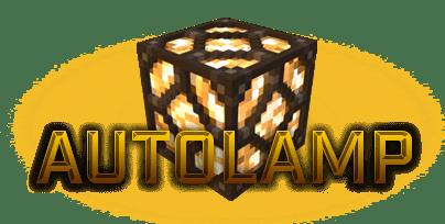AutoLamp - расширенное использование ламп [1.11.2]