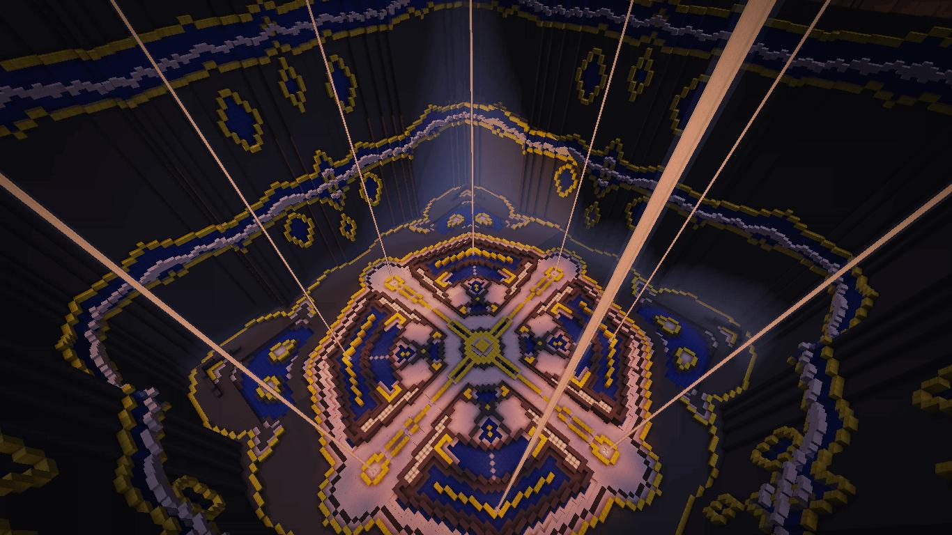 Elytron – выживание в полёте [1.11.2][Map]
