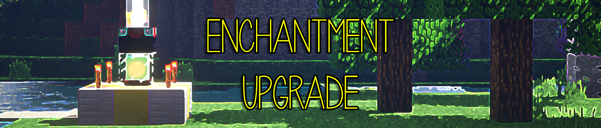 [Plugins][1.8]Enchantment Upgrade - Улучшенная чаровальня