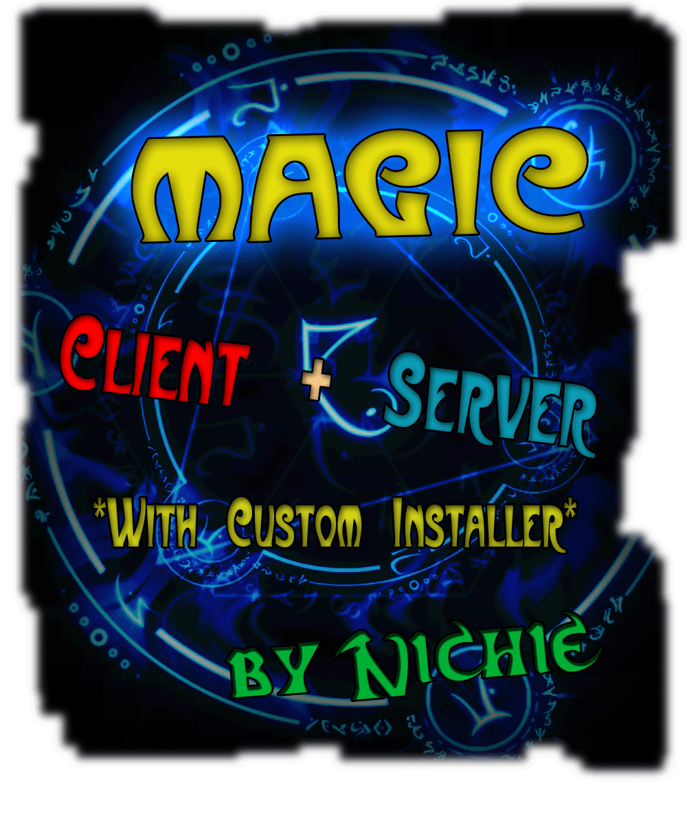 Magic Client by Coper! [V5][1.7.10][CLIENT+SERVER]