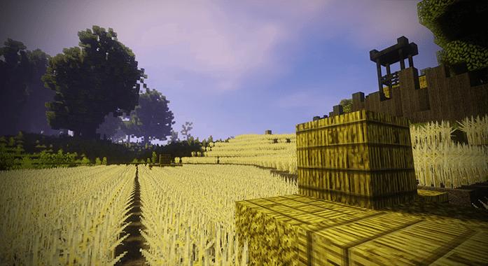 CubCon 3D - более реалистичный мир [1.11][64x]