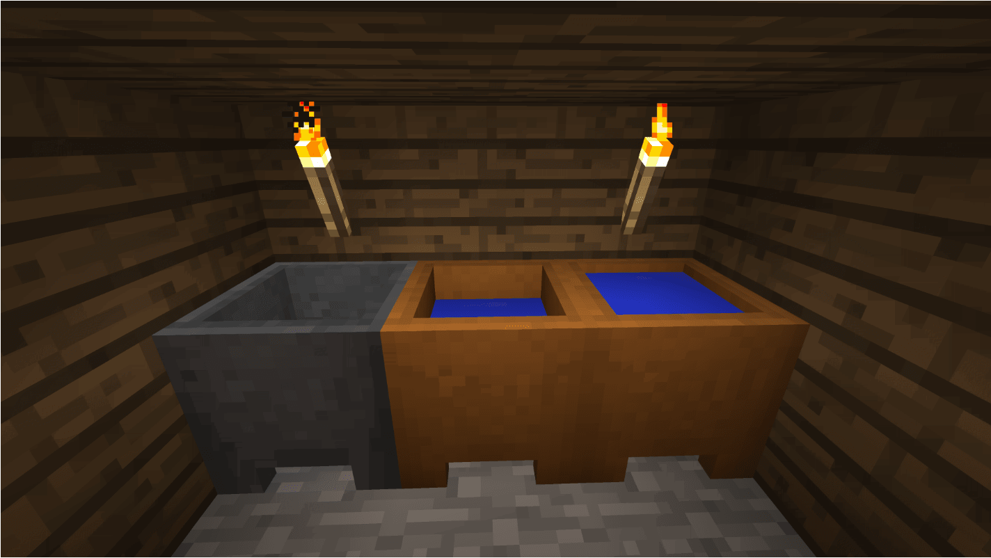 Gold Cauldrons [1.12]