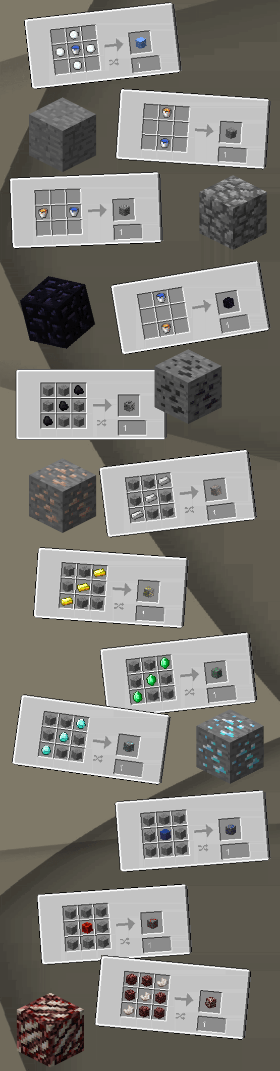 Uncrafted [1.12.2] [1.12.1] [1.11.2] [1.10.2] [1.9.4] [1.8.9] [1.7.10]