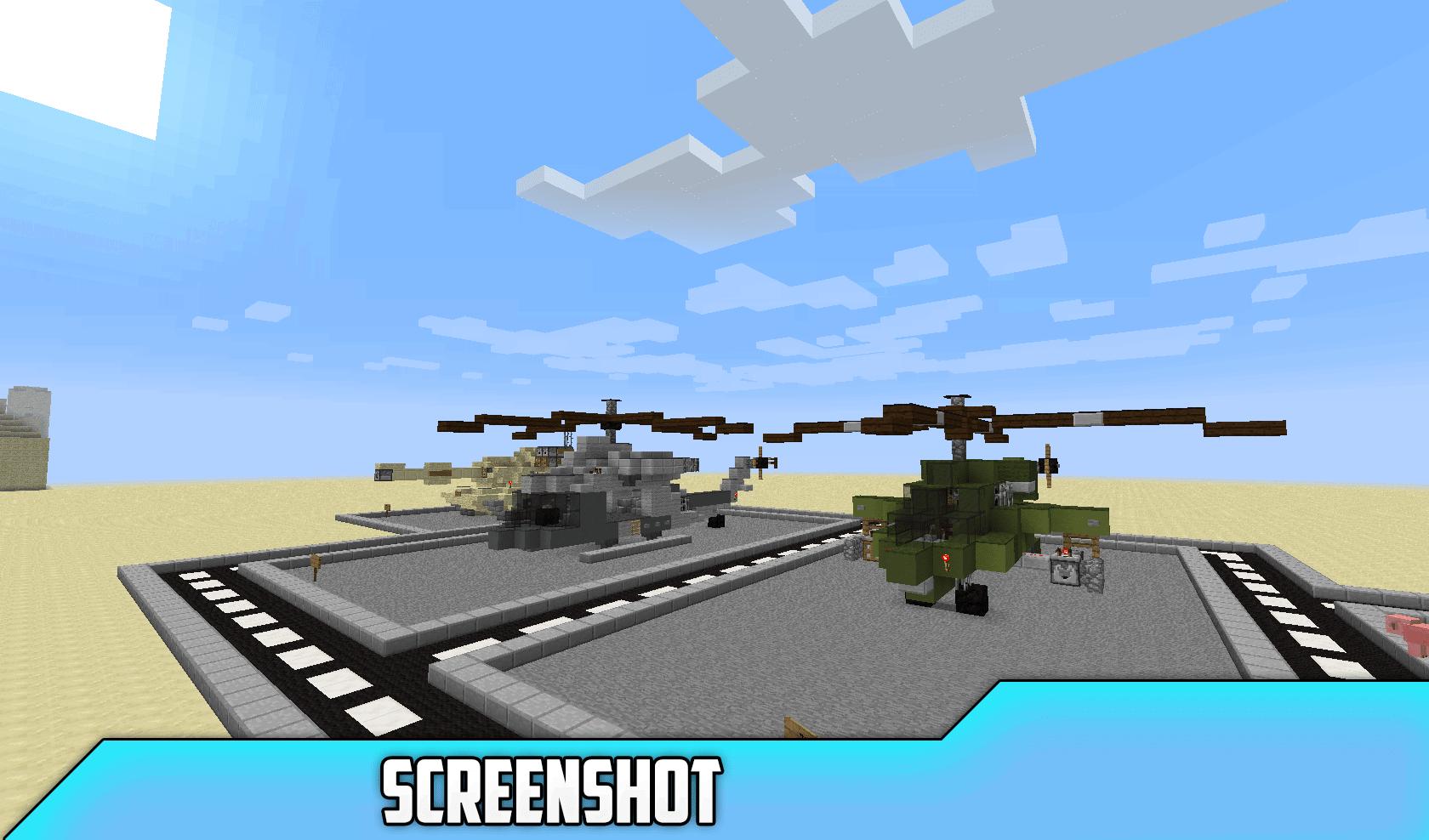 [Карта] AH-64  UH-1Y  M1-Abrams