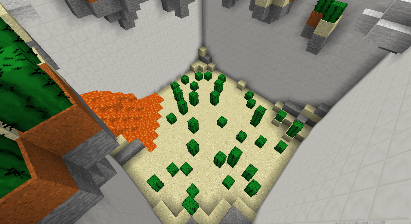 [MAP][1.10+] Don't Take Damage 6