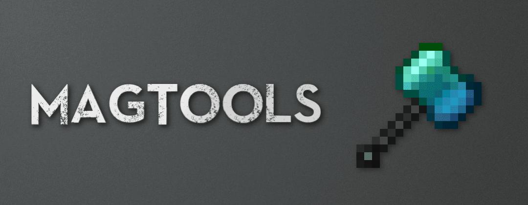 Magnanimous Tools - инструменты улучшаются сами [1.7.10]