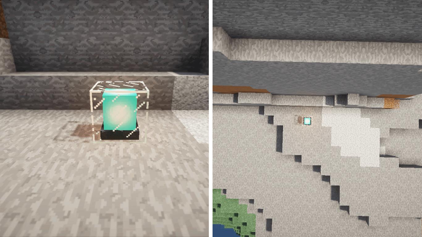 BeaconElevator - лифт из маяка [1.12] [1.11] [1.10] [1.9]