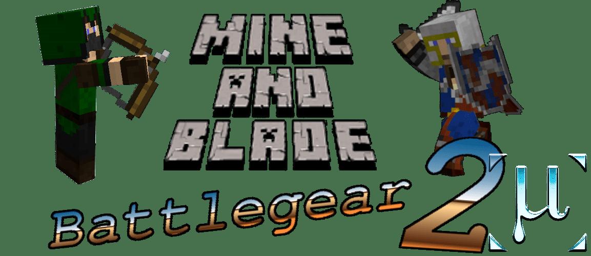 [1.6.4] BattleGear 2 - Новенький RPG мод