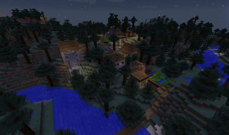 [News] Релиз Minecraft 1.10 - Frostburn Update