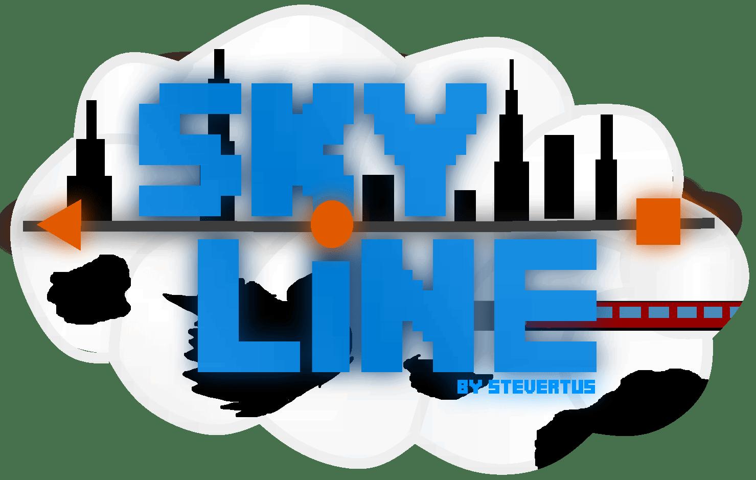 [Карта][+1.9] SkyLine - Jump & Run